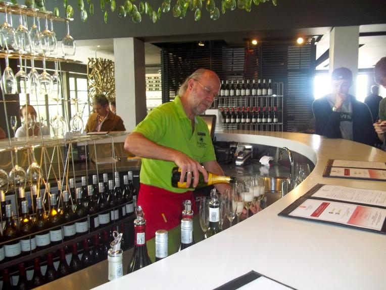 wine tasting steenberg