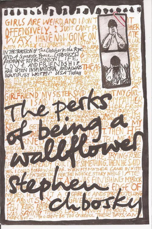 book the perks of being a wallflower