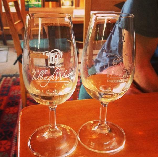 Tasting the Tulbagh Sauvignon Blanc